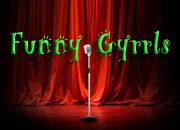 Funny Gyrrls Logo