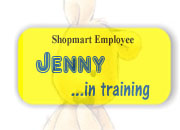 Jenny in Training Logo